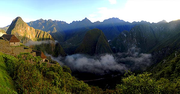 CUSCO AND SUNRISE IN MACHU PICHU IN 4 DAYS