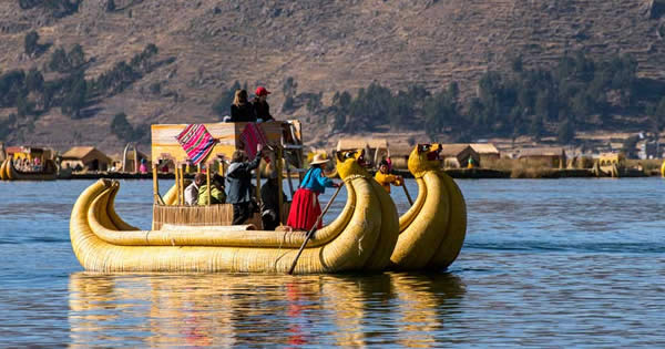 PUNO - THE LEGEND OF THE SUN IN 3 DAYS | 2 NIGHTS