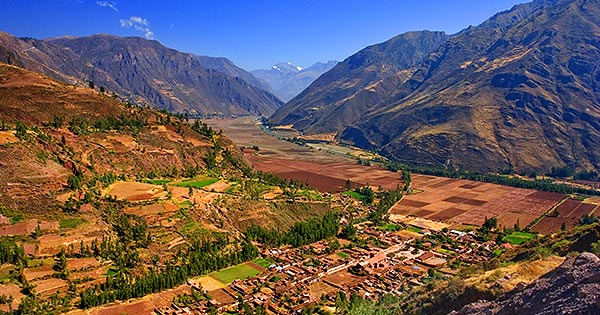 SACRED VALLEY OF THE INCAS TOUR CUSCO FULL DAY