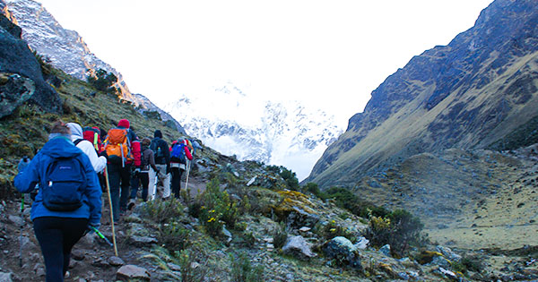 SALKANTAY TREK TO MACHU PICCHU 05 DAYS | 04 NIGHTS
