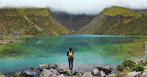 SALKANTAY TREK TO MACHU PICCHU 06 DAYS / 05 NIGHTS