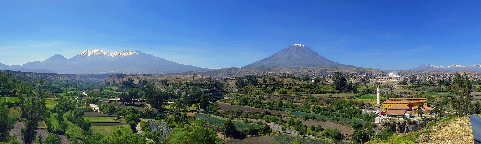 AREQUIPA COUNTRYSIDE TOUR (Half day)