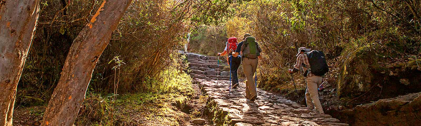 INCA TRAIL TO MACHU PICCHU 4 DAYS
