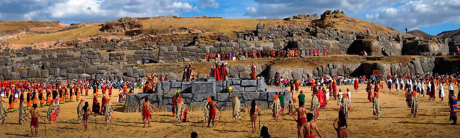 CUSCO E INTI RAYMI 4 DAYS / 3 NIGHTS