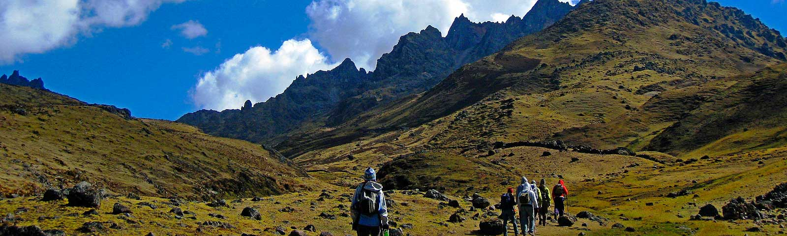 LARES TREK TO MACHU PICCHU 5 DAYS / 4 NIGHTS
