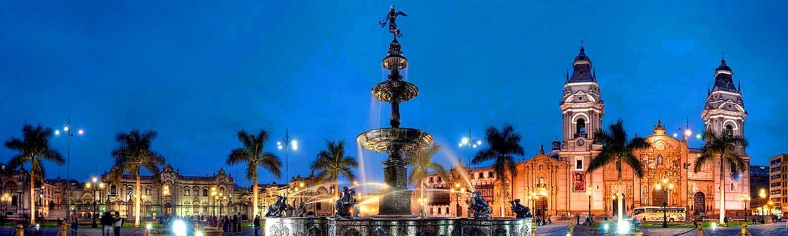 Wonderful Lima in 3 Days / 2 Nights