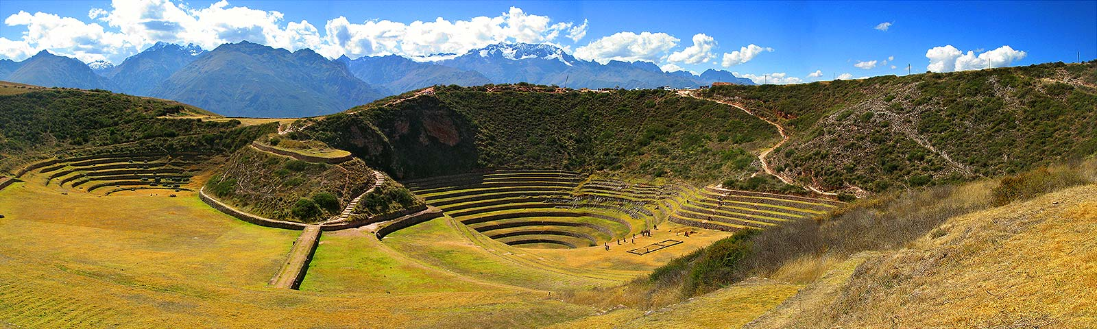 Information about Moray, Maras and Salineras