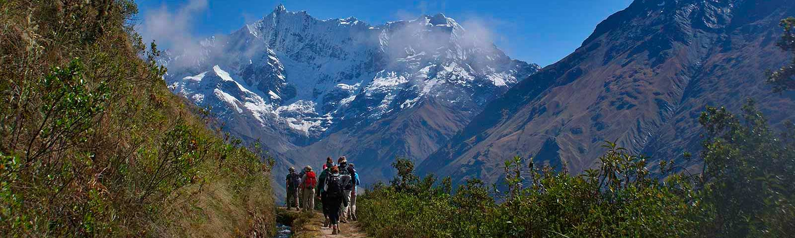 SALKANTAY TREK TO MACHU PICCHU in 04 days