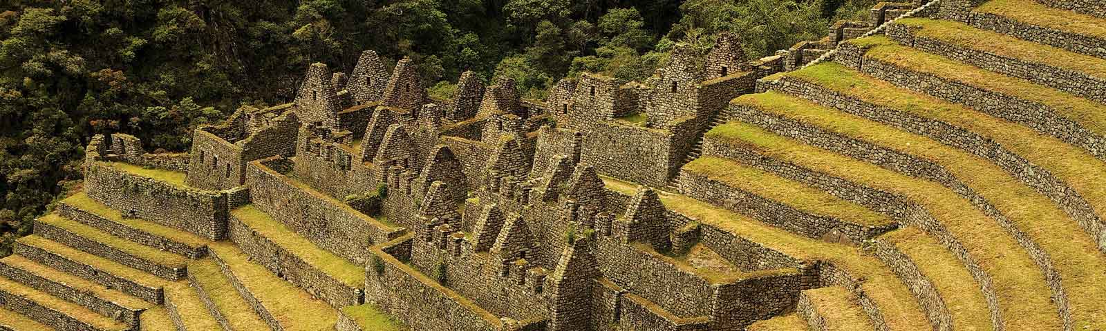 INCA TRAIL TOUR TO MACHU PICCHU  02 DAYS