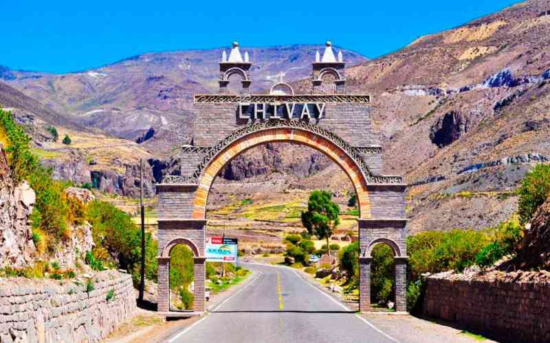 Arequipa - Chivay - Colca Canyon First Day