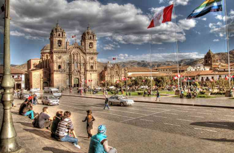 DAY 07: CITY TOUR CUSCO + 4 NEARBY RUINS