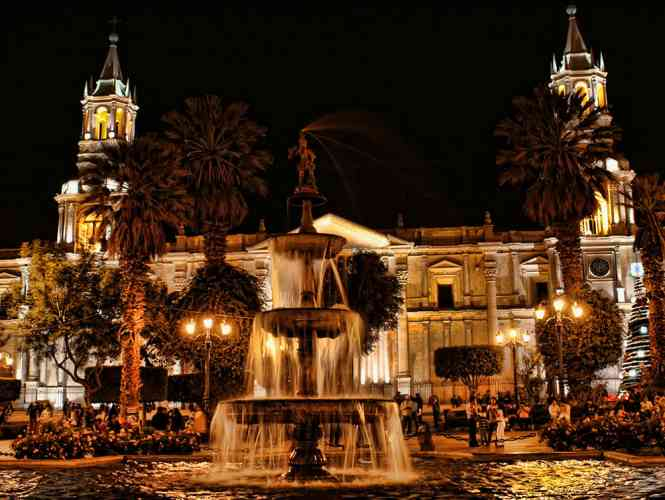 AREQUIPA COLONIAL CITY TOUR