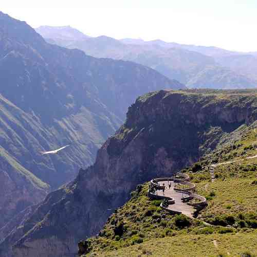 COLCA CANYON / FLIGHT OF THE CONDORS/ PUNO