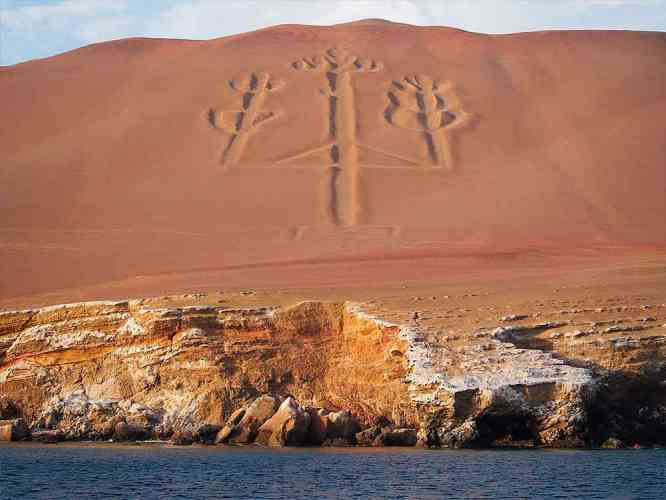 FULL DAY PARACAS & ICA
