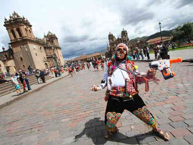 CUSCO – FREE DAY