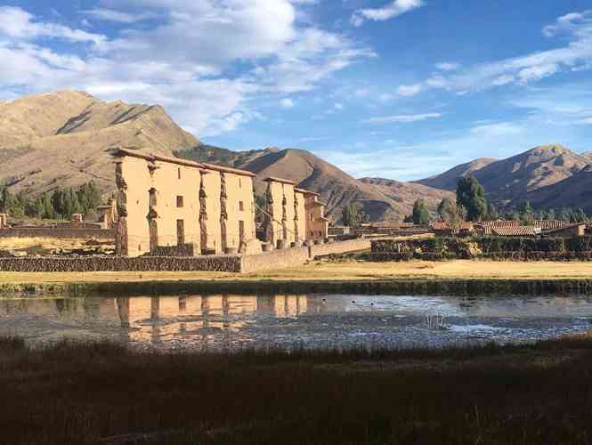 "PUNO – CUSCO ""ROUTE OF THE SUN"""