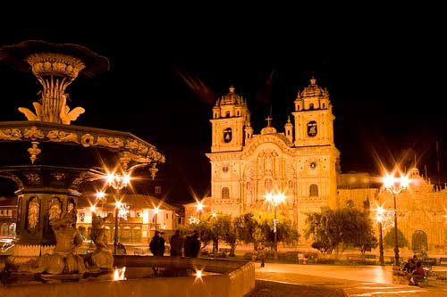 Camino del Sol - City Tours Cusco