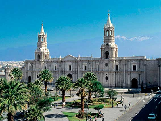 City Tours Arequipa - Peru