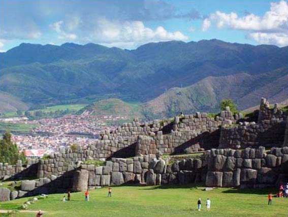 City tour Cusco - Saqsayhuaman