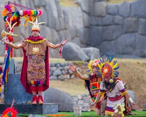 Tour - Inti Raymi