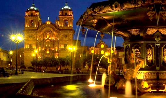 Plaza Armas - Cusco