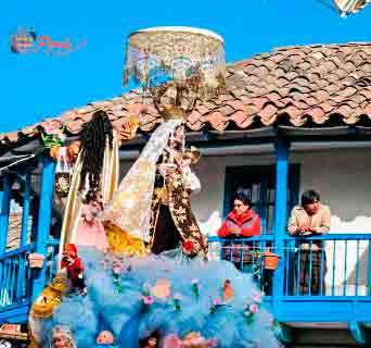 VIRGIN OF PAUCARTAMBO FESTIVAL