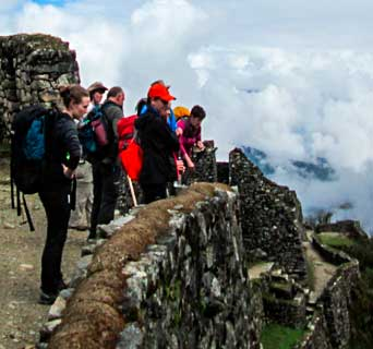 INKA TRAIL TO MACHU PICCHU in 3 DAYS