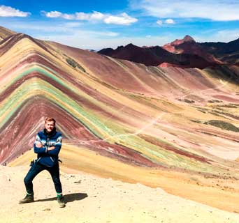 The Rainbow Mountain Full Day