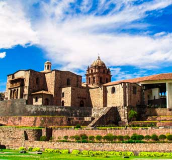 CUSCO CITY TOUR - HALF DAY (05 hours)