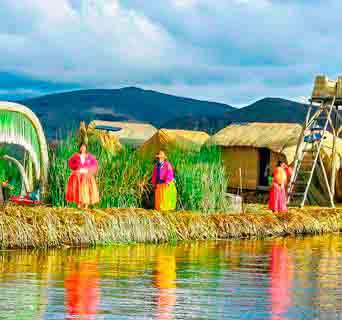 PUNO - The Legend of the Sun in 3 Days / 2 Nights