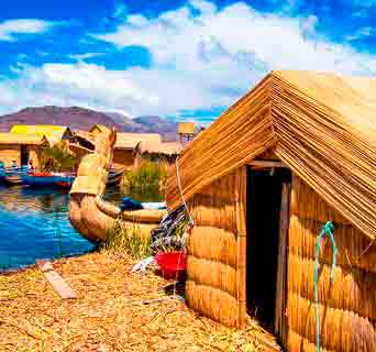 UROS FLOATING ISLAND