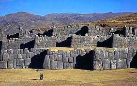 Saqsaywaman - Cusco City Tour