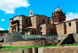 Templo Principal Imperio Inka