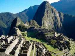 Machupicchu  Ciudadela Inka